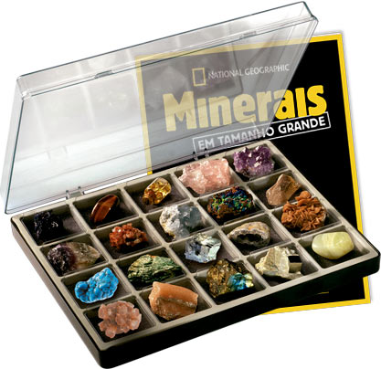 exclusivas cajas para guardar os minerais